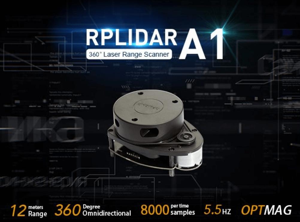 RPLIDAR A1M8