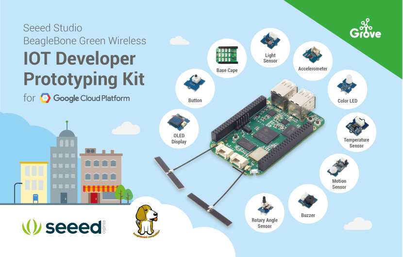 IoT Developer Prototyping Kit